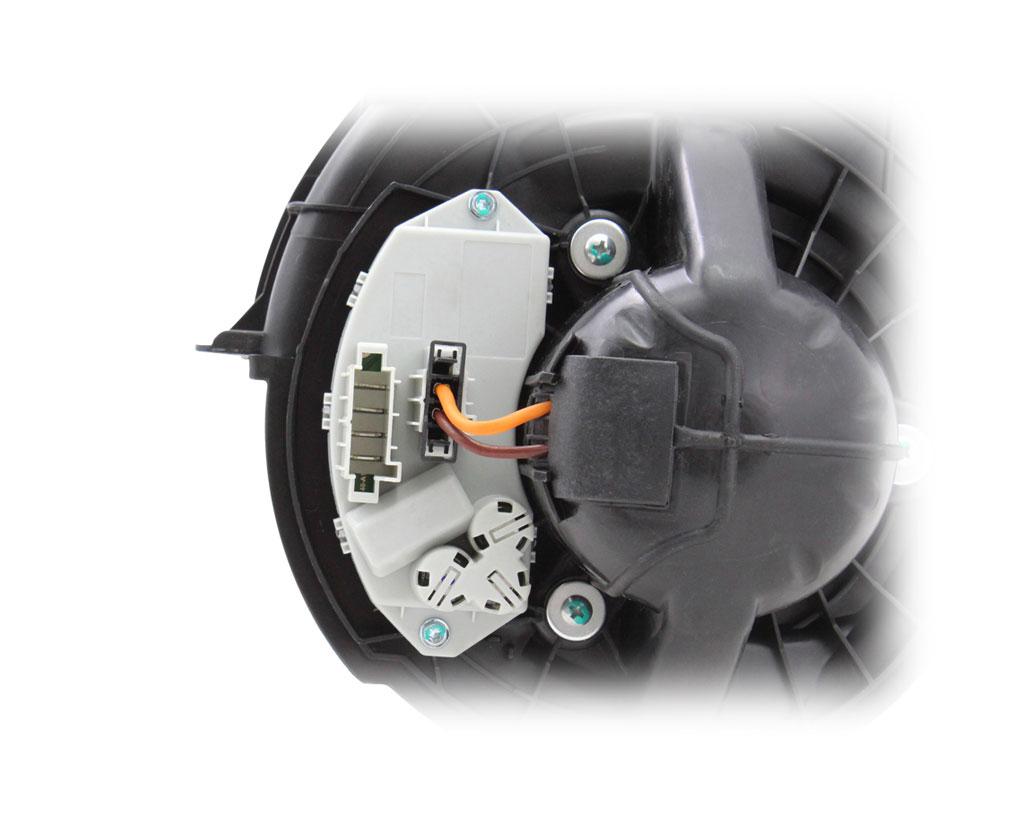 Ventilatore Motore per BMW 64118390434 8390434