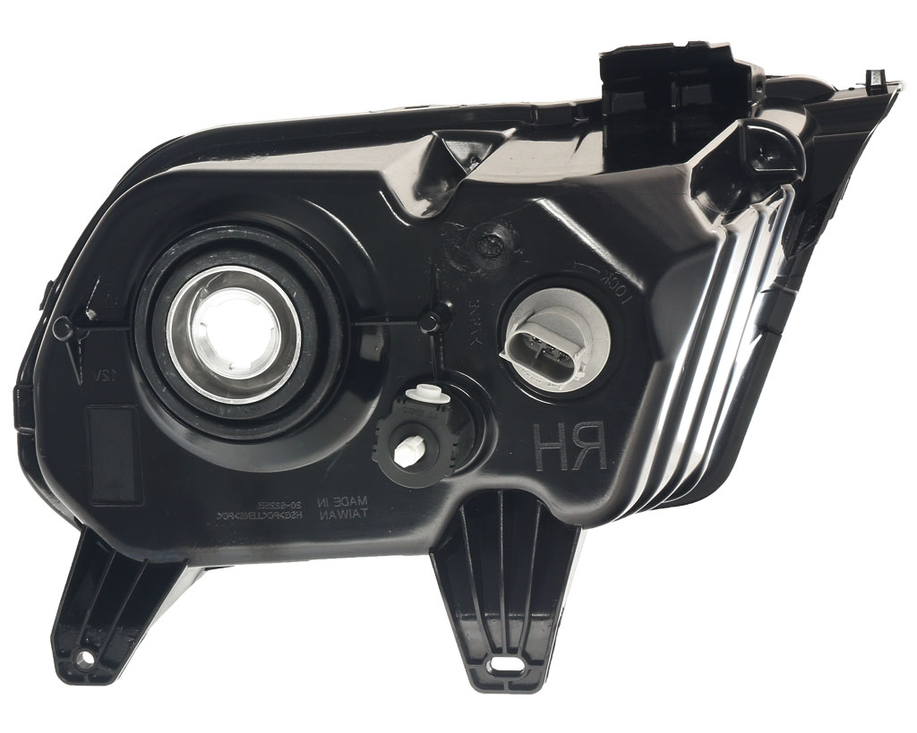TYC SCHEINWERFER H13 LINKS FÜR FORD USA MUSTANG CONVERTIBLE COUPE 04-06