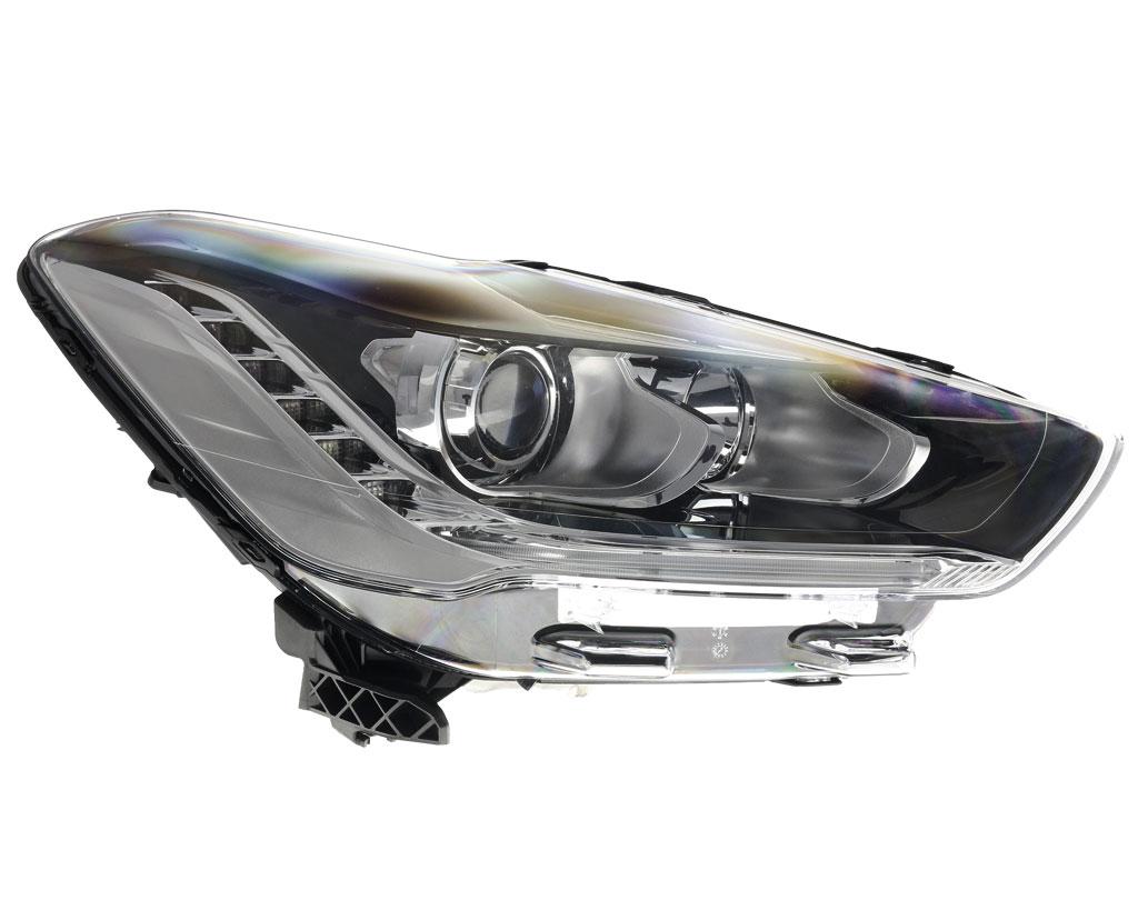 NEU VARROC SCHEINWERFER H1/H7/LED RECHTS CITROEN DS5 11-15