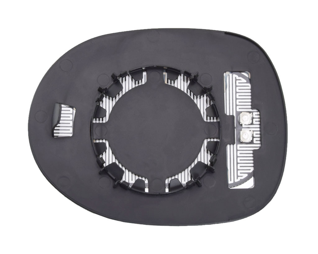 spiegelglas rechts konvex heizb f r honda civic viii fn. Black Bedroom Furniture Sets. Home Design Ideas
