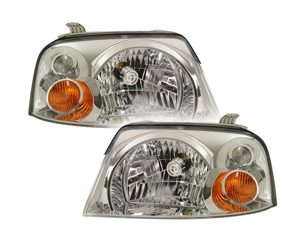 PHILIPS Lampen Scheinwerfer Set für Hyundai Atos Prime Bj 07//01-03//04 H4 inkl